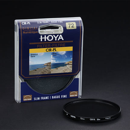 HOYA CPL Filtro Circolare Slim Polarizering Filter Lens Per Nikon Canon FUJIFILM 49mm 52mm 55mm 58mm 62 67mm 72mm 77mm 82mm