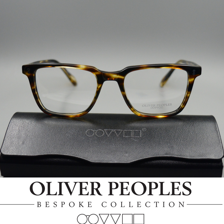 Free shipping Oliver Peoples NDG 1 P Square Vintage Myopia Glasses ...