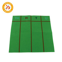 Baby Toy Montessori Material Felt Mat Wooden Toy Math Teaching Aids Early Education