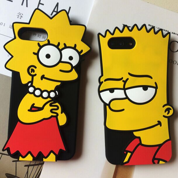 bart simpson phone case iphone 7