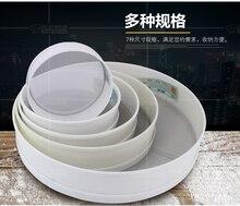 Großhandel/einzelhandel,, freies verschiffen, Kunststoff mehl sieb 50 mesh 13-40 cm