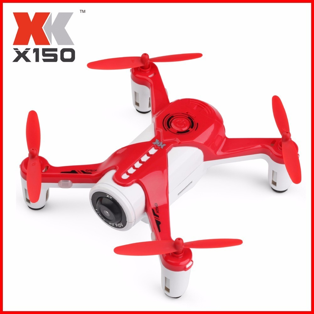 WLtoys XK X150-W X150W WiFi FPV With 720P Camera Optical Flow Positioning Altitude Hold RC Drone FPV Quadcopter Helicopter K110 metal silver tail motor group for wltoys xk k110 rc drone helicopter parts