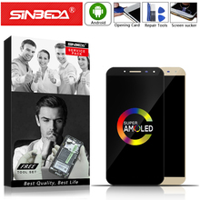 5.6 Sinbeda Super AMOLED For SAMSUNG Galaxy J600 LCD Display Touch Screen J6 2018 SM-J600 J600F/DS J600G/DS