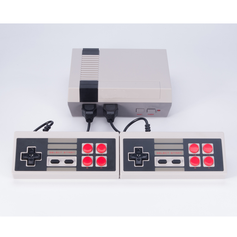 HDMI Output 8 Bit Retro Classic handheld game player Family TV video game console Childhood Built-in 500/600 Games mini Console 1