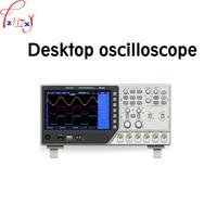 Desktop osciloscópio Arbitrária DSO4102C 2 channel digital oscilloscope 100 MHZ de largura de banda/funcional waveform generator 110/220 V Osciloscópios Ferramenta -