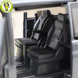 Image 5 - 1/18 NZG Multivan T6 Diecast דגם רכב אוטובוס MPV ילד ילדה מתנות אוסף תחביב