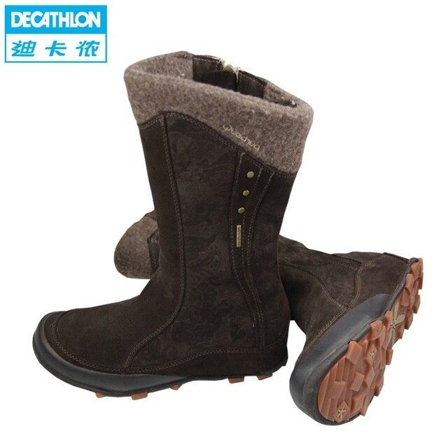 69ae9bd22 iZone women s outdoor winter hiking shoes snow boots quechua tichanka l  SENT ON 18th Feb