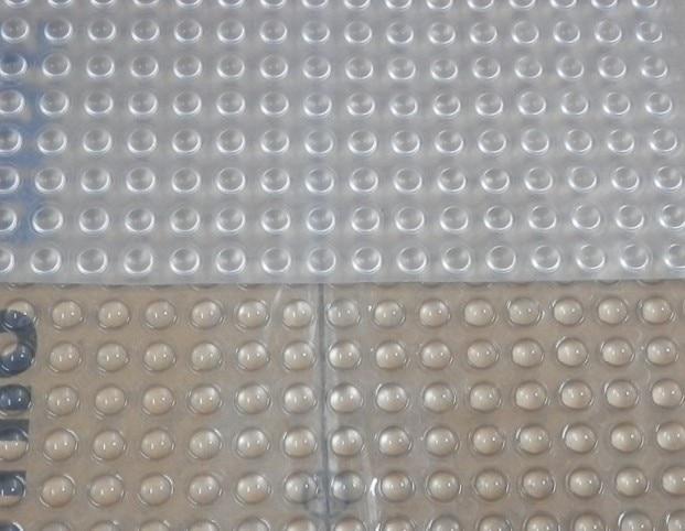 Free Shipping 3000pcs/box  3M SJ5302 bumpon clear rubber dots 7.9mmx2.2mm,hemisphere