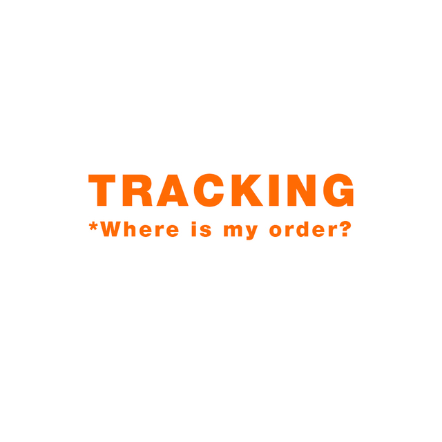 How to track your order?