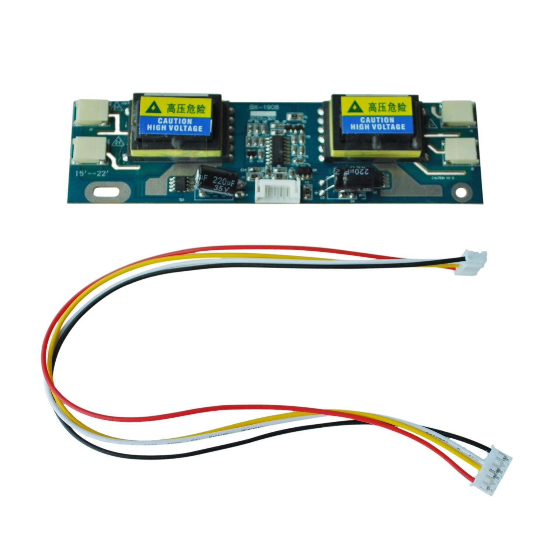 Inversores e Conversores monitor do laptop 4 lâmpada Tamanho : 35 X 25.5 X 21 MM