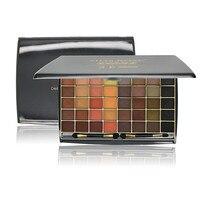 Miss Rose Cosmético A Estrenar 48 Colores de Sombra de Ojos Mate Paleta de Sombra de Ojos Color de Tierra Maquillaje Profesional Para Las Mujeres Con El Cepillo