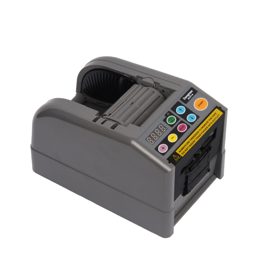1PC ZCUT-9 Automatic Cutting Machine Tape Dispenser  110V /220v, cutting width up to  60mm 1pc automatic cutter cutting machine tape dispenser micro computer electronic 110v zcut 9
