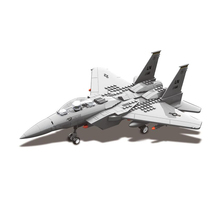 WANGE Brand 2016 New 1 set Building Blocks American F15 classic eagle fighter Model Kits Compatible With 0055