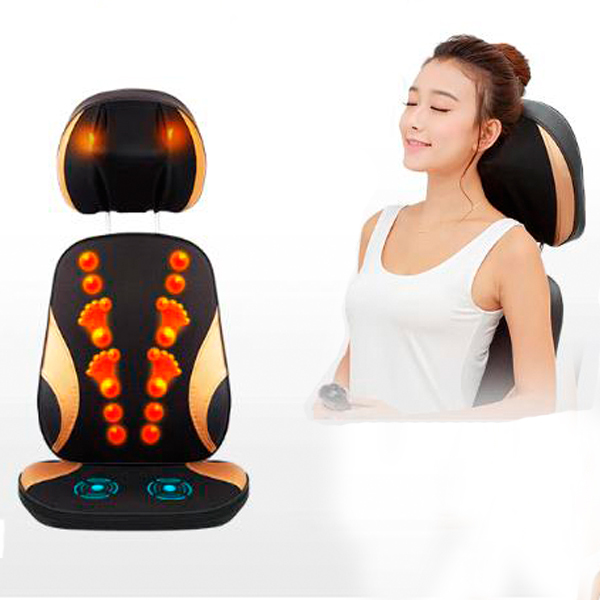Cervical Massage Device Neck Multifunctional Cushion Full-body Massage Cushion