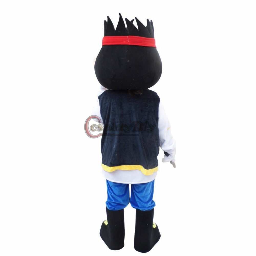 cosplaydiy unisex mascot costume jake and the neverland pirates