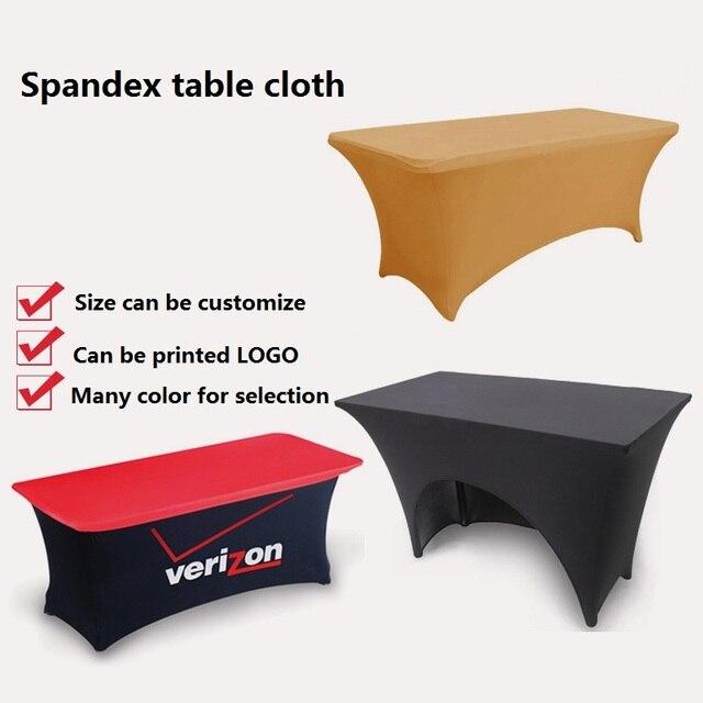 Hot Selling Ibm Table Long Table Elastic Tablecloths Bar