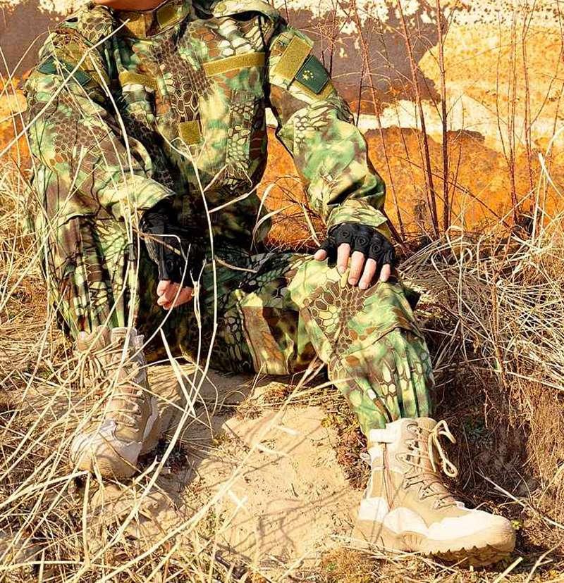 USMC BDU Inspired Military Tactical Hunting Airsoft Combat Gear Training Uniform sets Shirt + Pants A-TACS FG Multicam ACU tacs tacs ts1003b