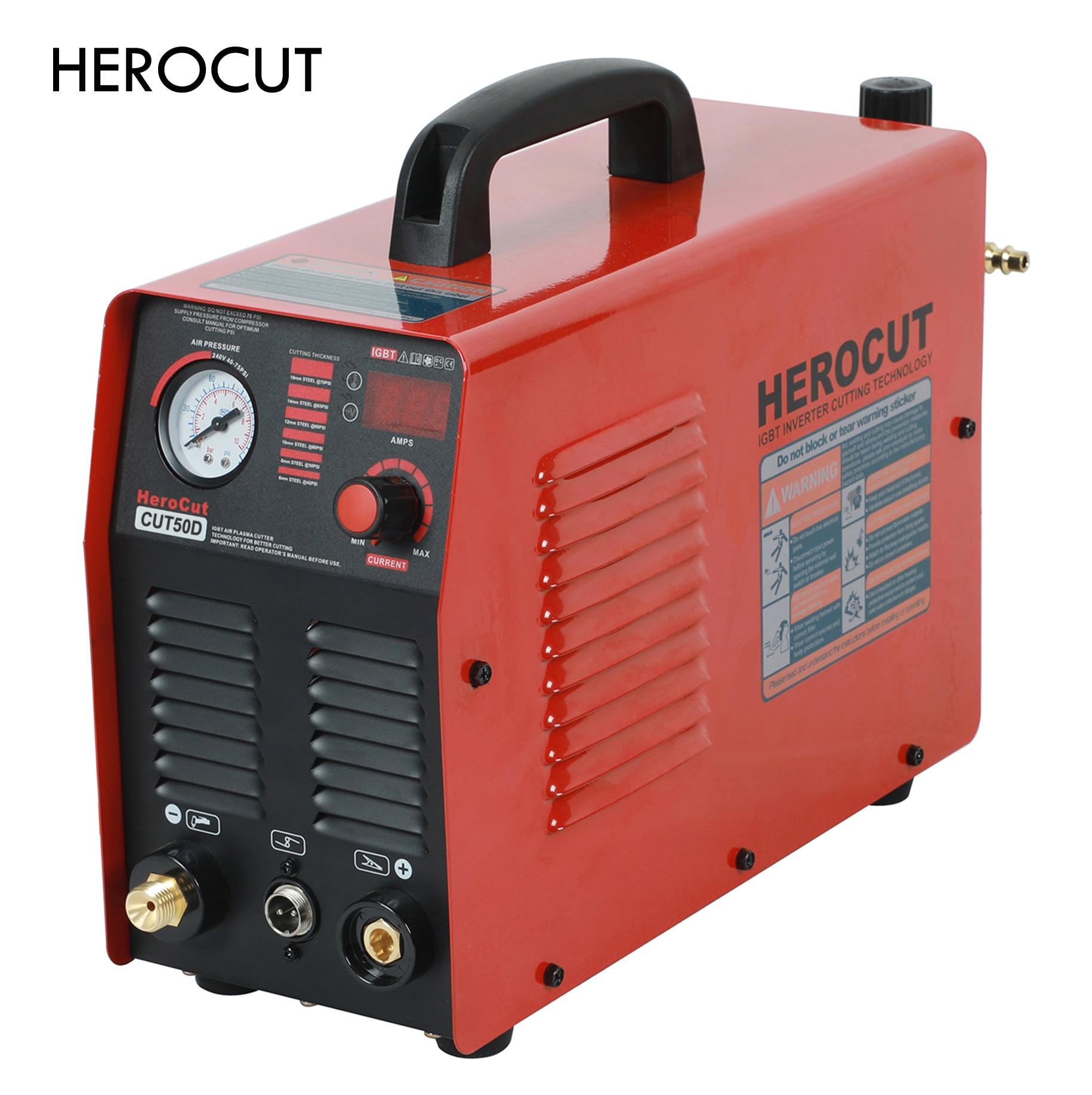 IGBT CUT50i 50Amps DC Air Plasma cutting machine plasma Cutter 220V clean cutting thickness 15mm