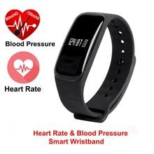 Новые M8 Smart Браслет артериального давления сердечного ритма Smart Band вызова/SMS напоминание bluetooth камеры для IOS Android водонепроницаемый IP67