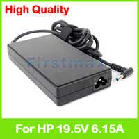 Slim 19.5V 6.15A laptop AC power adapter charger for HP Pavilion 15t-bc000 15t-bc300 15t-bj000 17-ab300 17-ab400 17t-ab000