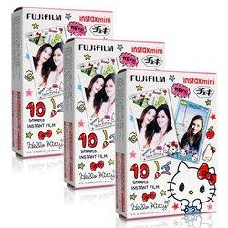 Filme para Fuji Fujifilm Instax Mini Olá Kitty Instant 30 Mini 7 s 8 8 + 9 25 50 s 70 90 300 SP-1 2 Impressora