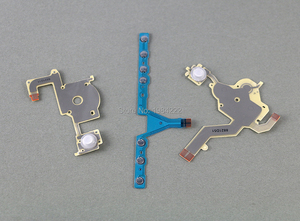 Image 5 - OCGAME 10sets/lot high quality Replacement Direction Cross Button Left Key Volume Right Keypad Flex Cable for PSP 3000 psp3000