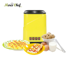 цена на ITOP Egg Roll Sausage Electric Automatic Egg Roll Maker Breakfast CooKing Tool Egg Master Boiled Household Kitchen Machine