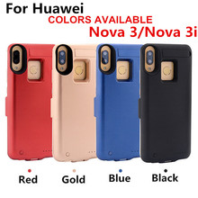 6500mAh Portable Mobile Power Bank Supply for   Huawei  New 3 New 3i Battery Case Charger Mobile Power Bank Charging Box