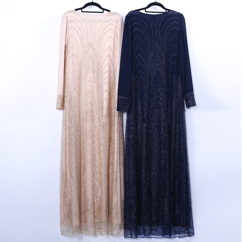 Abaya Dubai Muslim Hijab Dress Muslim Women's Abaya