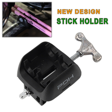 PDH Portable Drum Stick Holder for 7A 5A/ 5B 2B Clip-On Style Percussion Accessory