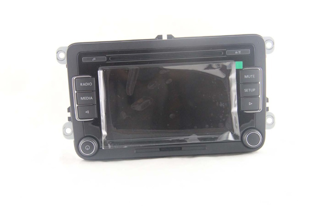 oem radio rcd510 rcd 510 usb rear view image with code 56d. Black Bedroom Furniture Sets. Home Design Ideas