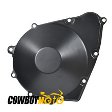 Motorcycle Black Starter Gear Clutch Engine Casing Cover Case For Suzuki GSF 1200 GSF1200 Bandit 1996 – 2005 04 96 New Aluminum