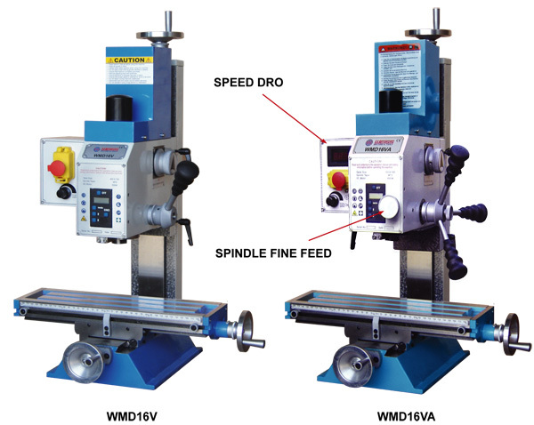 small milling machine used