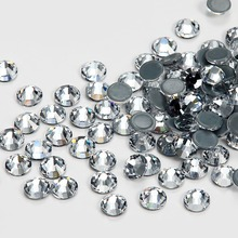 Новые Стразы SMC класса AAAAA, кристально чистое исправленное железо на Стразы, Mainsize ss3-ss40 для профессиональных оптовых покупателей
