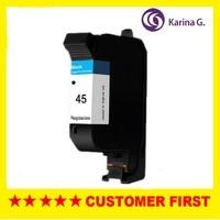 1X Black Ink Cartridge For HP 45 For HP45 51645A Deskjet 710c 720c 815c 832c 820cxi