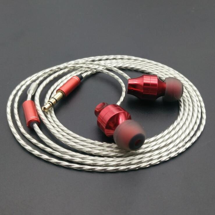 Musicmaker TONEKING TK11 Dynamic with BA Double Unit BA+DD HIFI Music Monitor DJ In Ear Earphone DIY Custom Hybrid Earphons