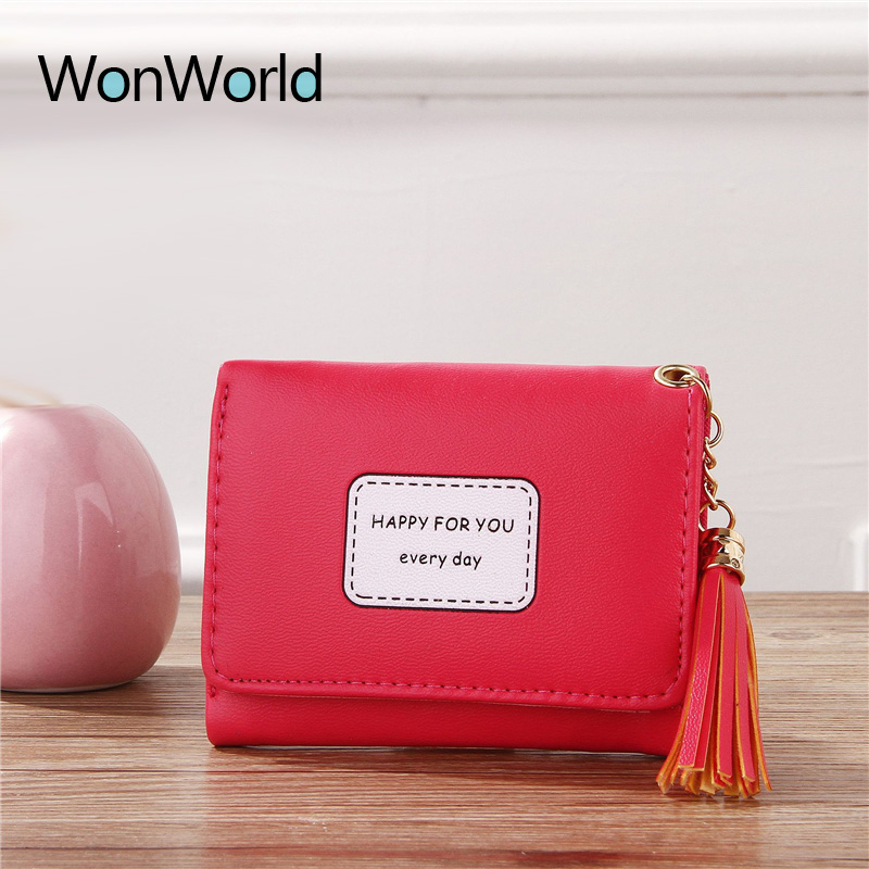 Wallet Fancy women mini wallets zipper coin cash purses high quality PU leather Clutch portefeuille femme carteira feminina