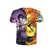 Sasuke x Naruto Summer T-Shirt