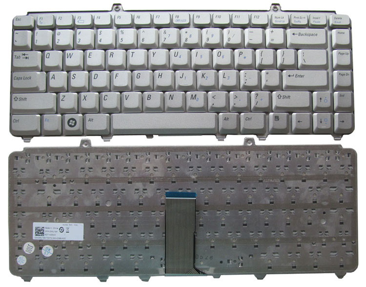 US Laptop Keyboard for Dell inspiron 1400 1520 1521 1525 1526 1540 1545 1420 1500 XPS M1330 M1530 PP29L M1550