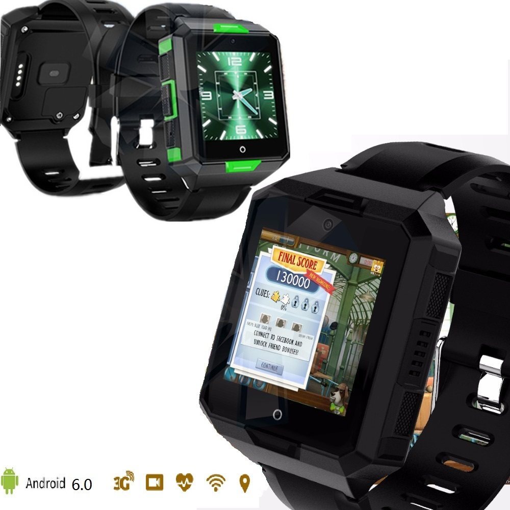 <font><b>4G</b></font> Net Smart <font><b>watch</b></font> 8G ROM WIFI Smartwatch Heart Rate <font><b>Blood</b></font> <font><b>Pressure</b></font> Camera SIM Card GPS men <font><b>Watch</b></font> relogio inteligente ELECTSHONG image
