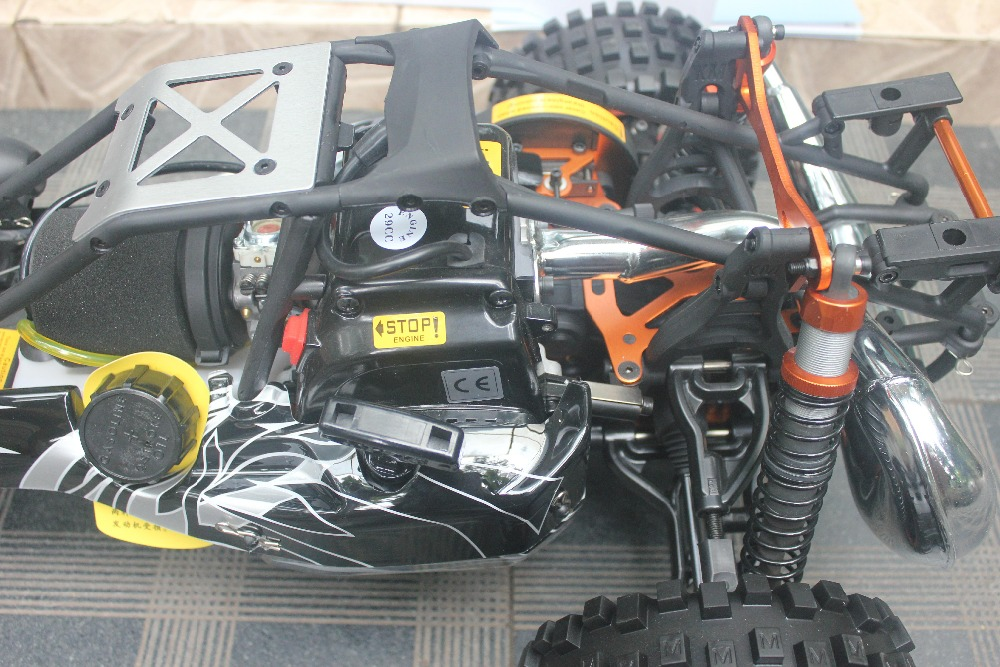 Baja 5b 29cc с радиоприемником