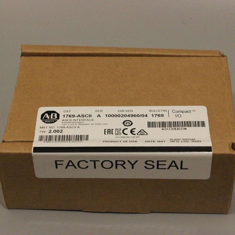 1769 ASCII 1769ASCII PLC Controller New Have in stock