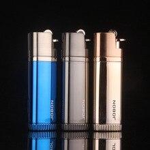 Briquet pour Pipe cigare Turbo 1300 C, pistolet à Jet Butane Portable coupe vent, deux buses