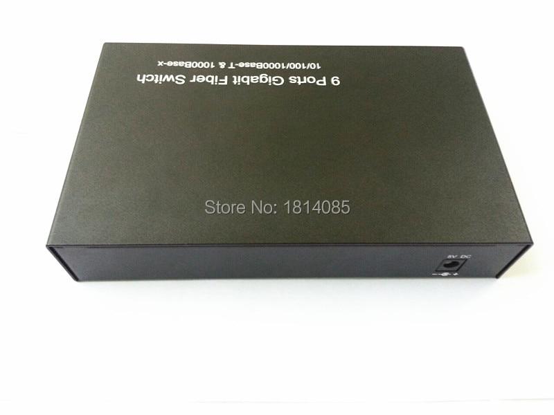8 * 1310nm 1000M SFP 광학 송수신기를 가진 8 * GIGA SFP + 1 * - 통신 장비 - 사진 3