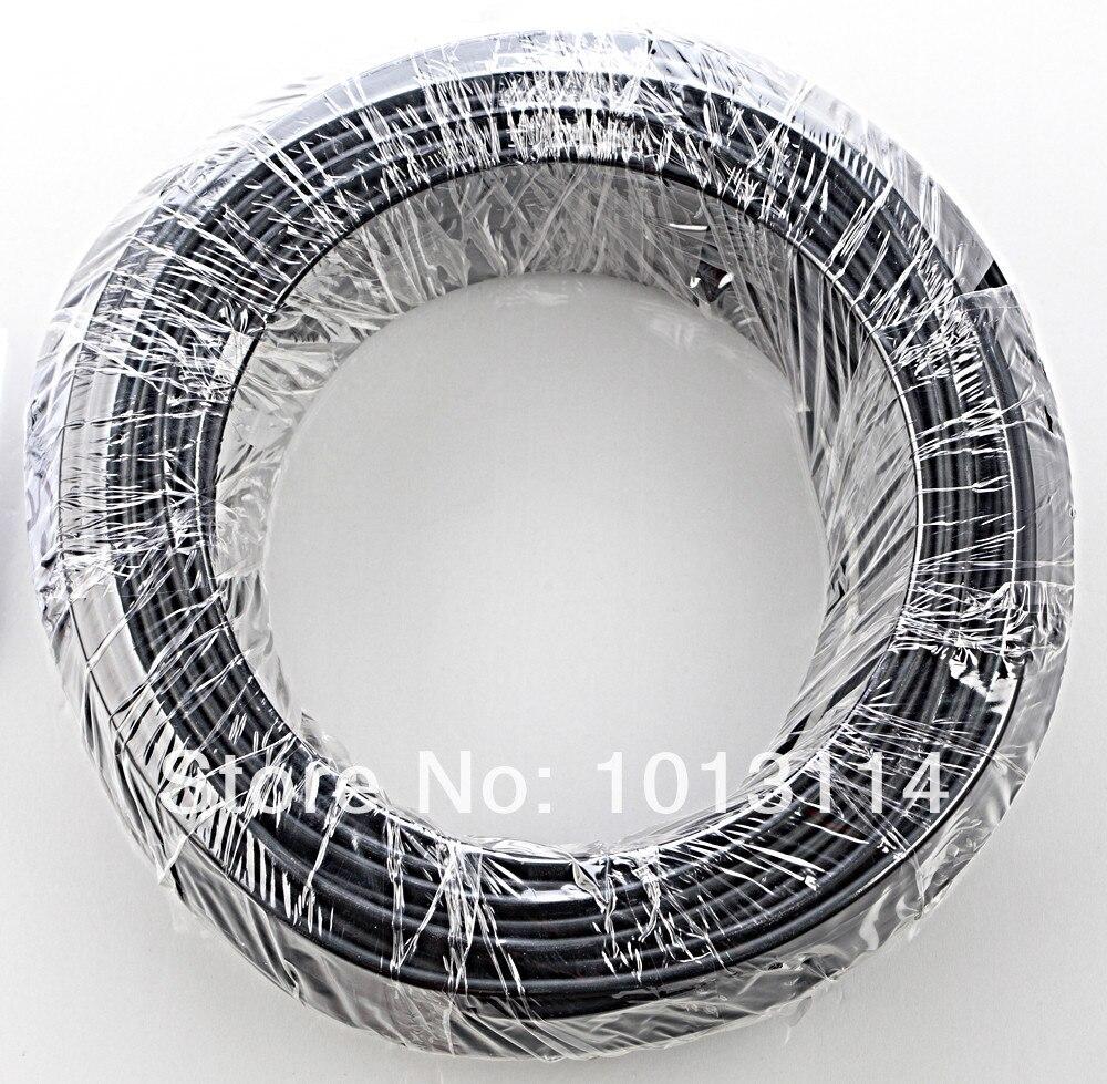 Bonsaï aluminium formation fil rouleau bonsaï outils 3.5mm diamètre 1000G/rouleau 38 mètres