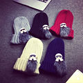 New Autumn Winter Fashion Unisex Warm Knitted Woolen Ski Hat Casual Baggy Cap