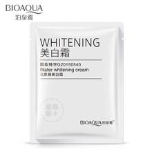 Bioqaua Face Whitening Cream Anti Aging Wrinkle Face Serum E
