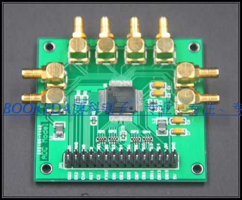 Module d'acquisition de données AD7606 16 bits ADC fréquence d'échantillonnage synchrone à 8 voies 200 KHz