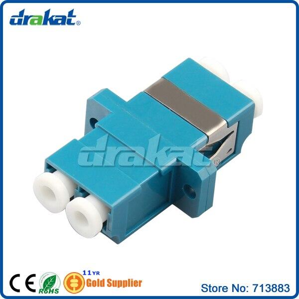 Simplex Fiber Optic SC tyep LC Adapter