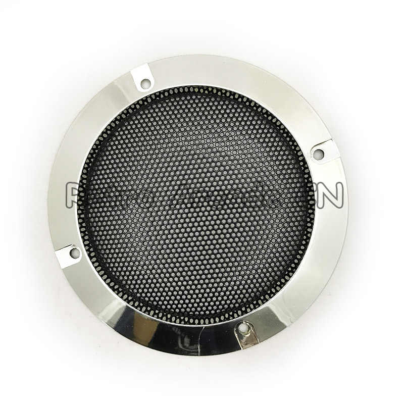 Free Shipping 1pcs 4 Inch Speaker Grill Covers Speaker Net Plastic Speaker Parts Wholesale Speaker Component For Arcade Cabinet